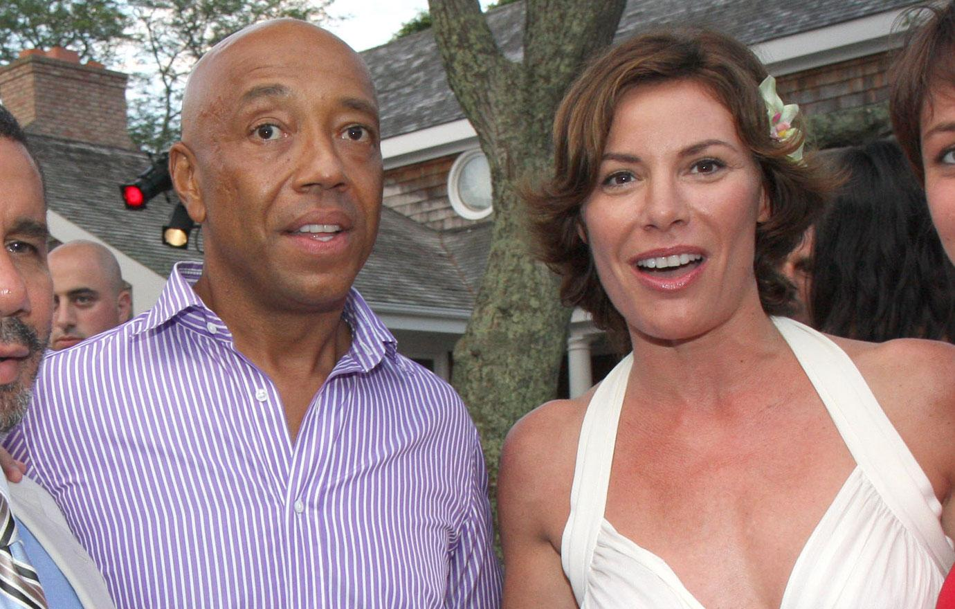 Luann de Lesseps Claims Groped By Russell Simmons