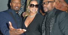 Mariah Carey Parties Jamie Foxx At Floyd Mayweather Birthday