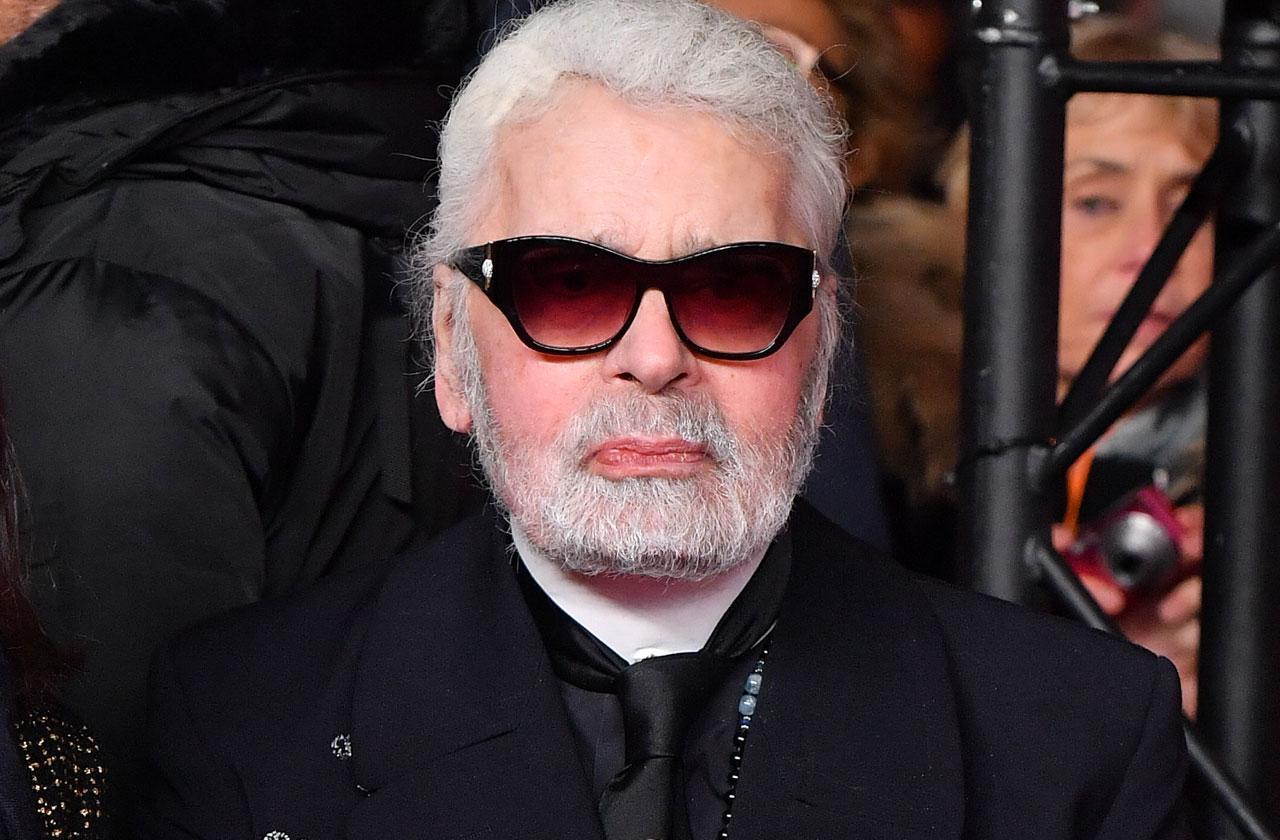 Chanel Designer Karl Lagerfeld Dead Illness