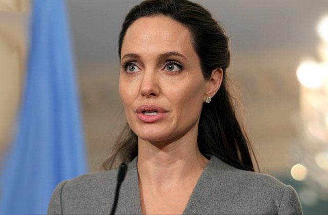 angelina jolie international criminal court brad pitt divorce