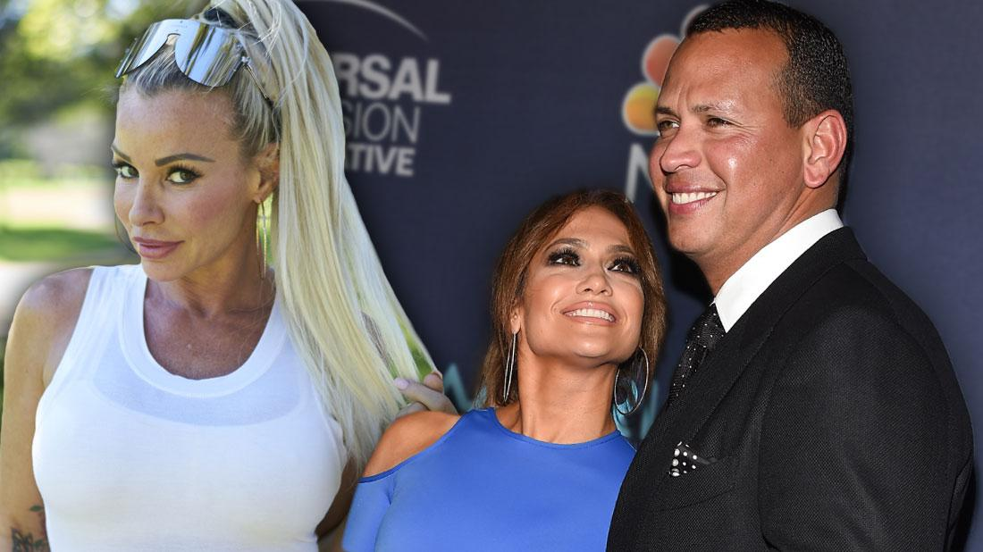 Playboy Playmate Alex Rodriguez Sext Scandal Jennifer Lopez