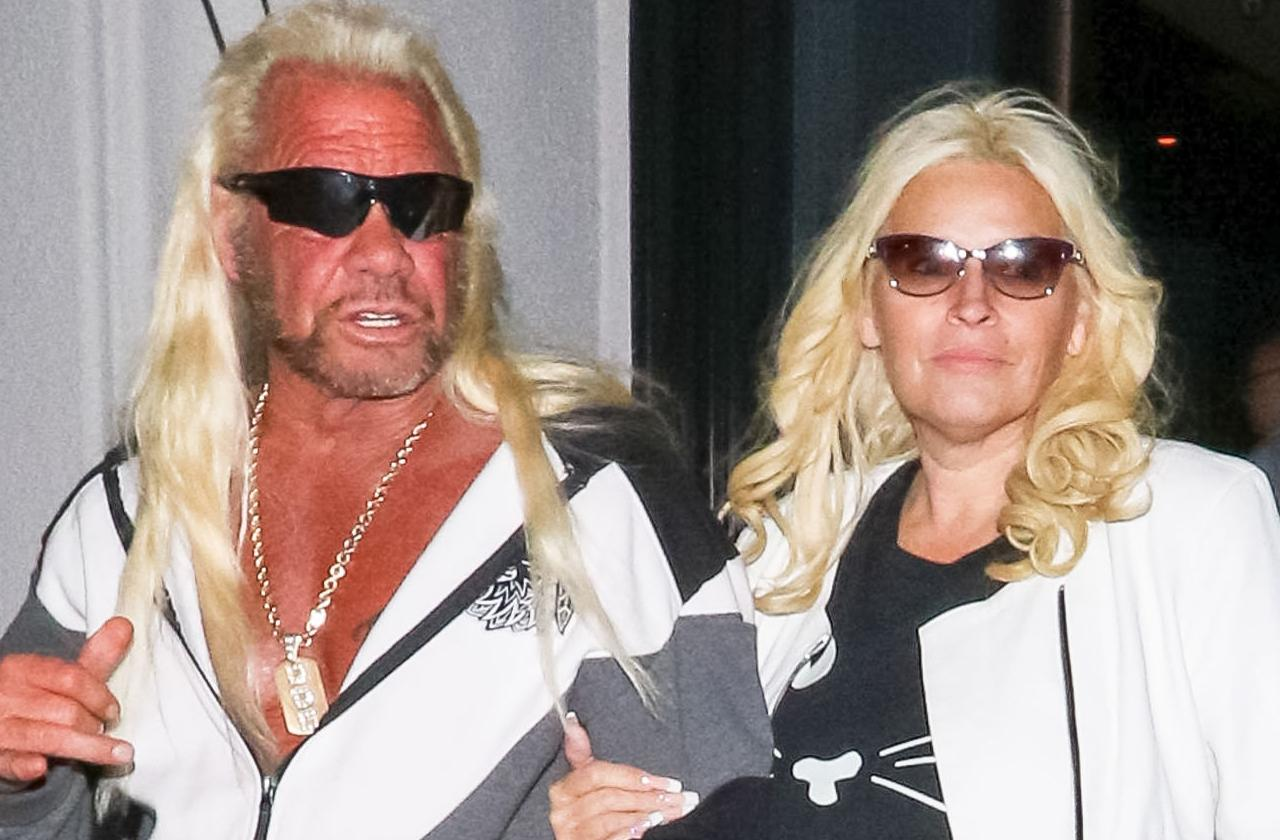 dog the bounty hunter wife Beth cancer returned