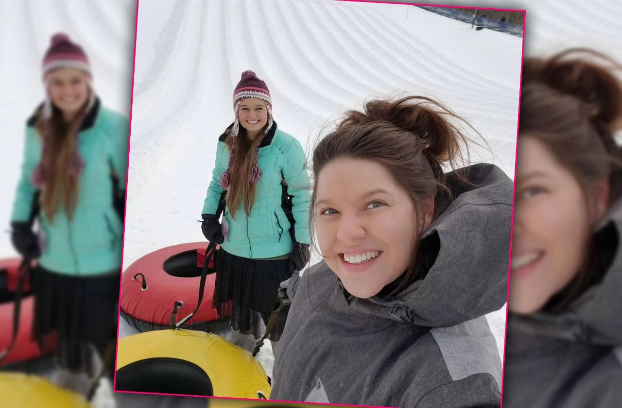 Kendra Duggar Pregnant Baby Danger Snow