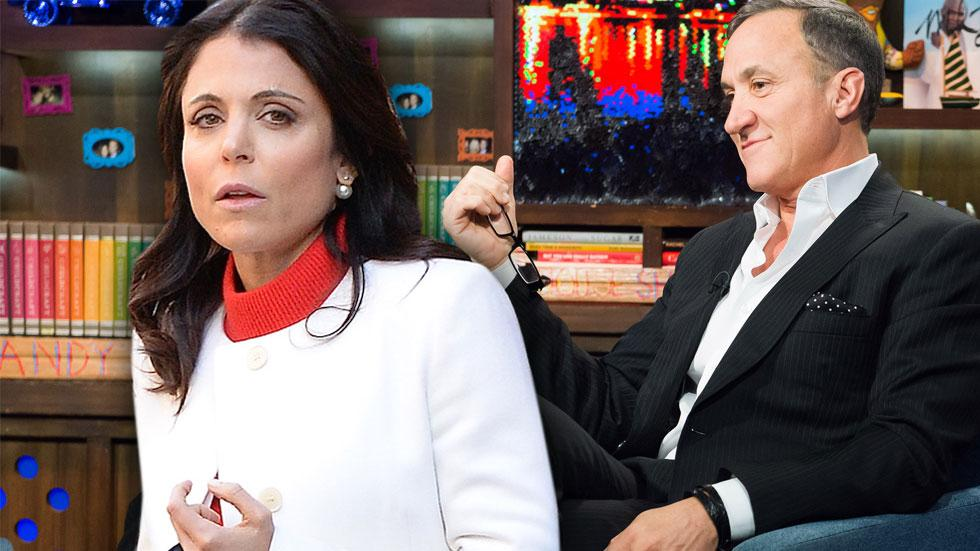 Bethenny Frankel Terry Dubrow Fight Feed Her