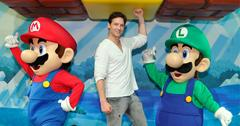 //peter faccinelli nintendo gaming convention