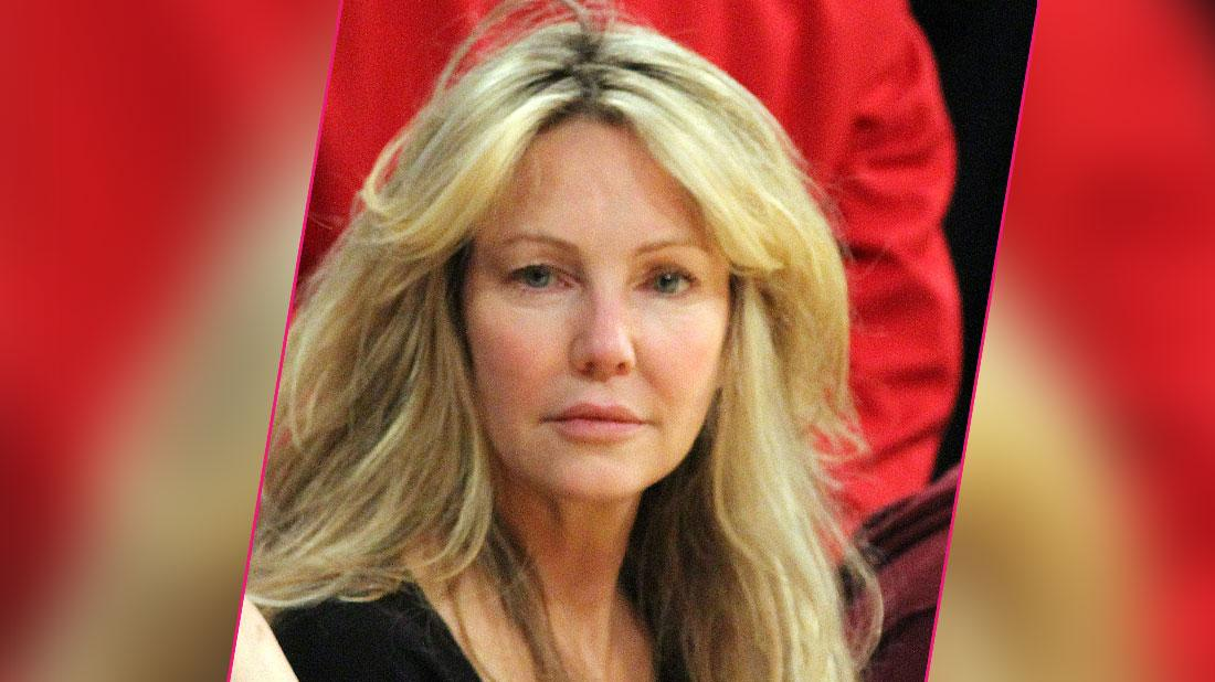 Heather Locklear arrested for alleged domestic violence at her Thousands Oaks California home.