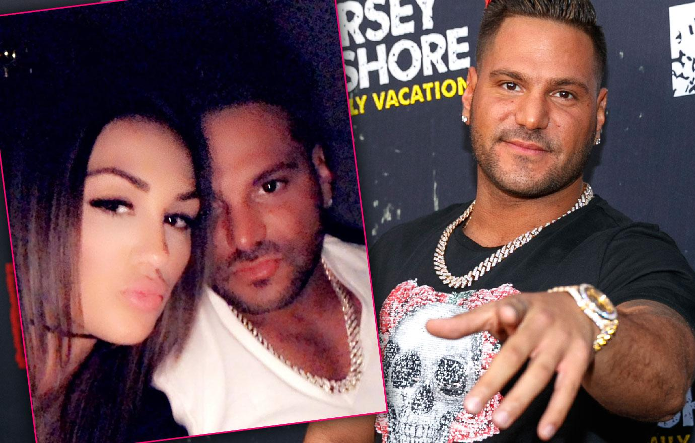 Jersey Shore Ronnie Ortiz-Magro Celebrates Jen Harley Birthday Despite Fight