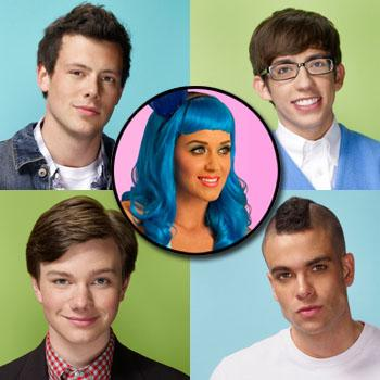 //glee perry