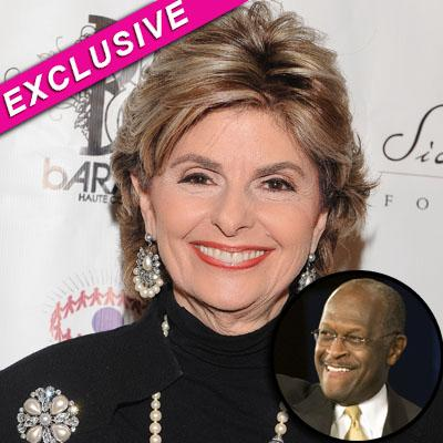 //gloria allred herman cain scandal