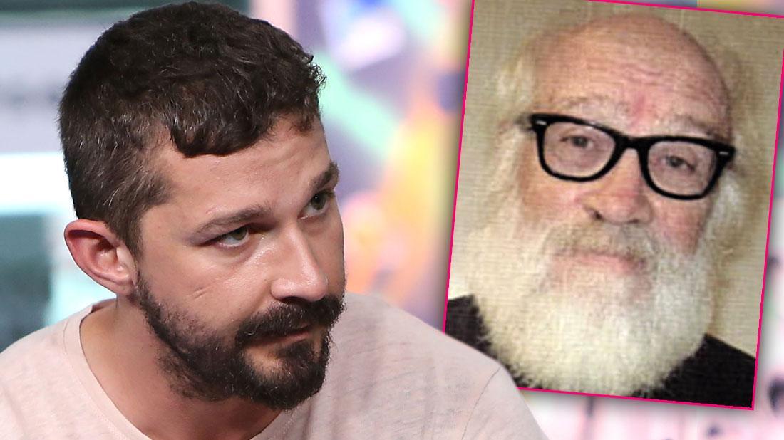 Shia LaBeouf's Pedophile Fugitive Father Found