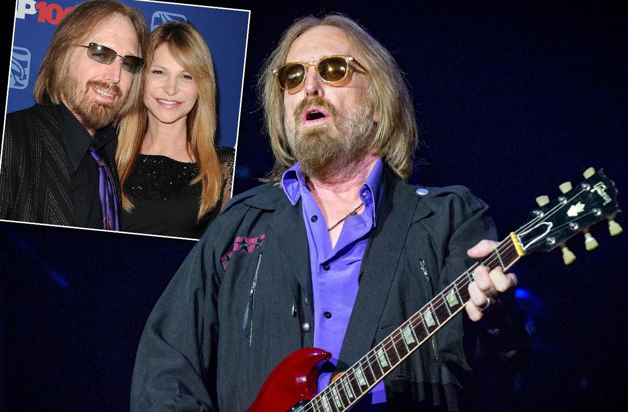 //Tom Petty  Call Wife pp