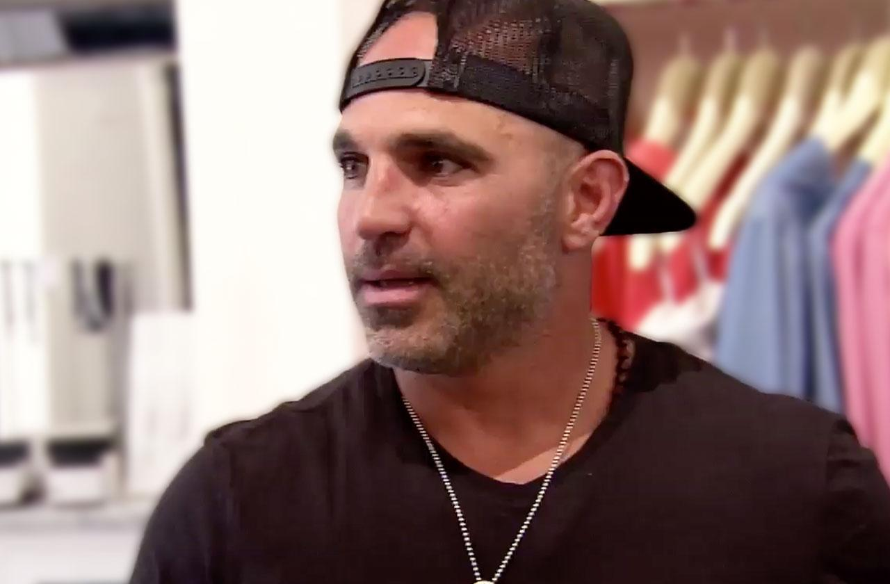 joe gorga tells all shoplifting scandal rhonj