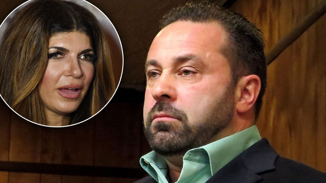 Joe Giudice To Ask For Deportation If He's Not Released From ICE Custody