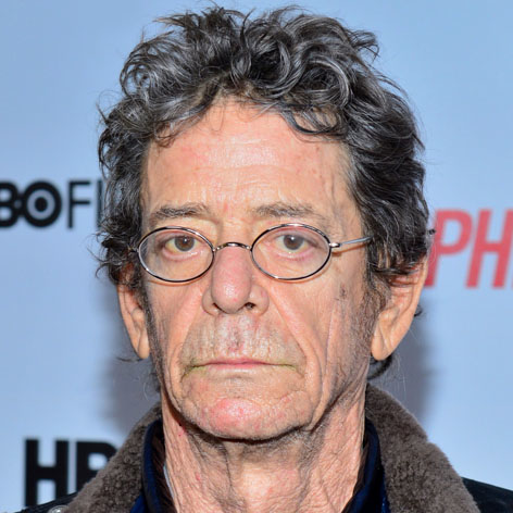 //lou reed square getty