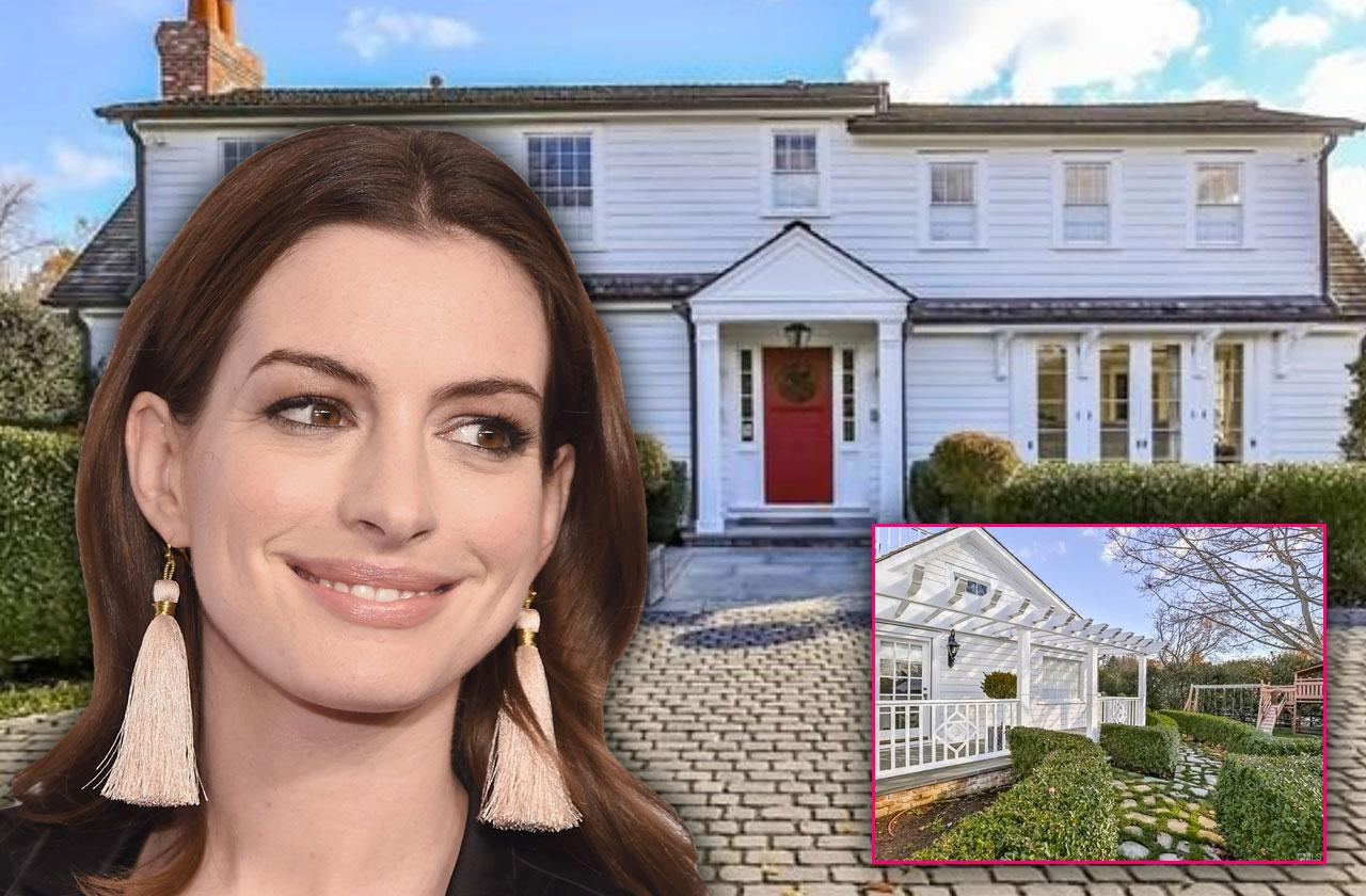 Anne Hathaway Connecticut Real Estate