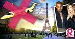 //kim kardashian kanye west wedding france air traffic control strike train italy wide