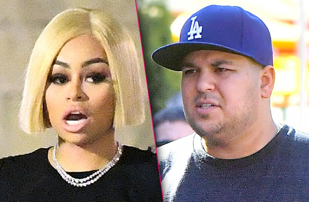 Blac Chyna Rob Kardashian Lawsuit Court Order
