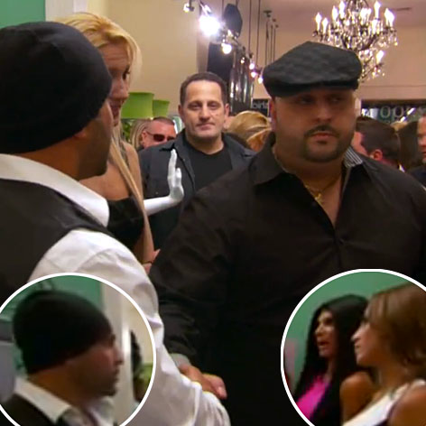 //joe gorga confronts pennys husband rhonj square