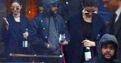 //selena gomez the weeknd kissing venice italy boat vacation pp