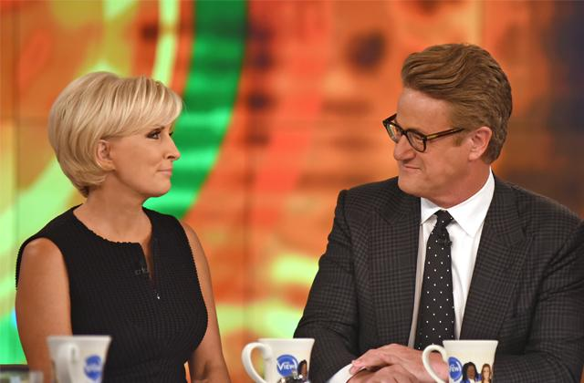 //msnbc stars joe scarbrough and mika brzezinski get married pp
