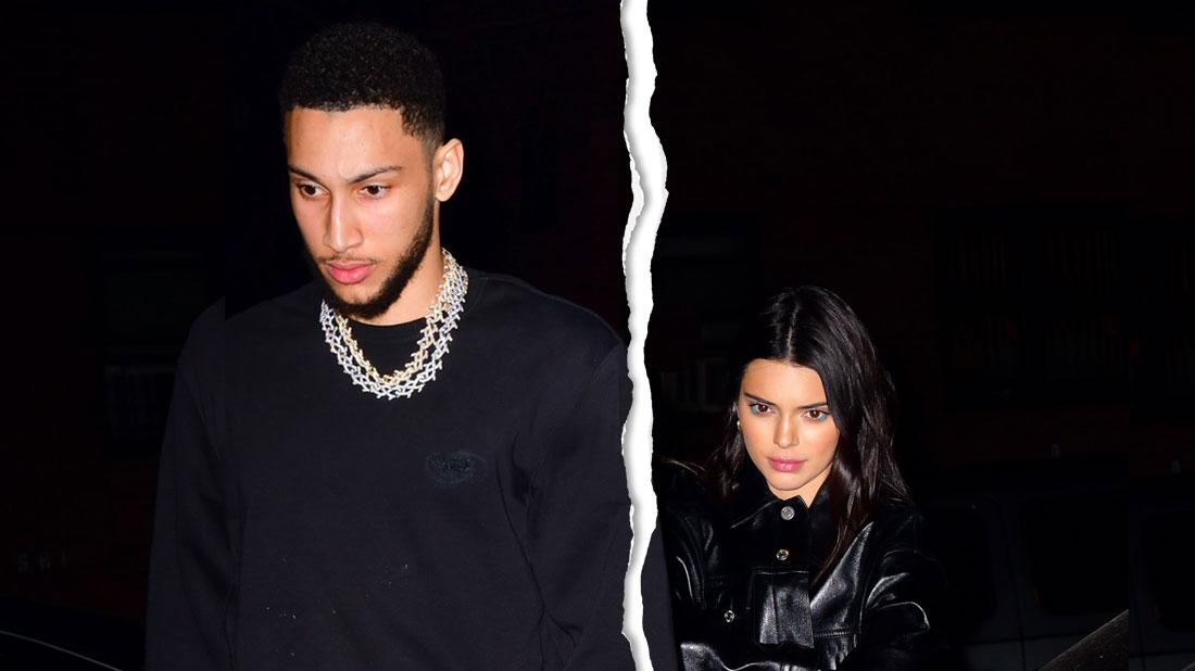 Kendall Jenner & Boyfriend Ben Simmons Have Reportedly Split