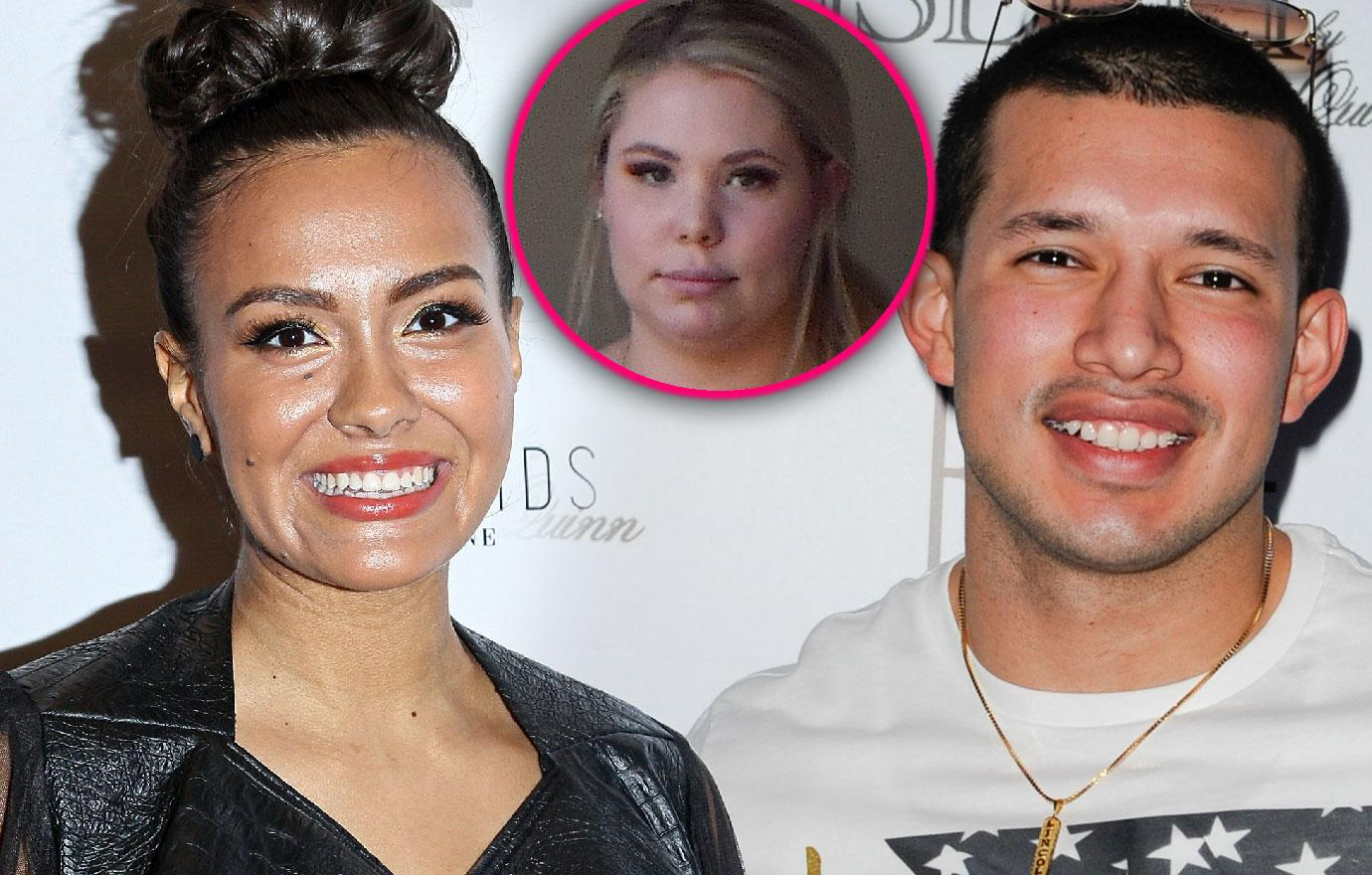 Briana DeJesus Rubs Sex With Javi Marroquin In Kailyn Lowry Face