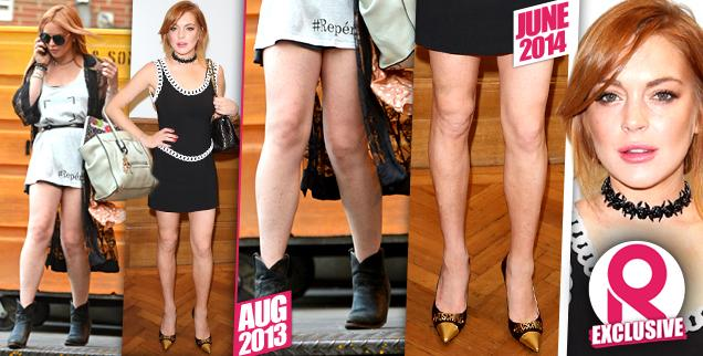 //lindsay lohan weight loss too soon fast  wide