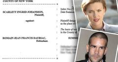 //scarlett johansson divorce romain dauriac documents papers custody battle pp