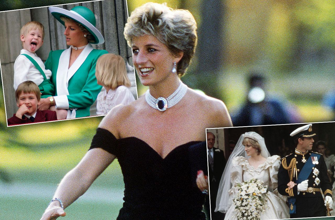 Princess Diana In Pictures