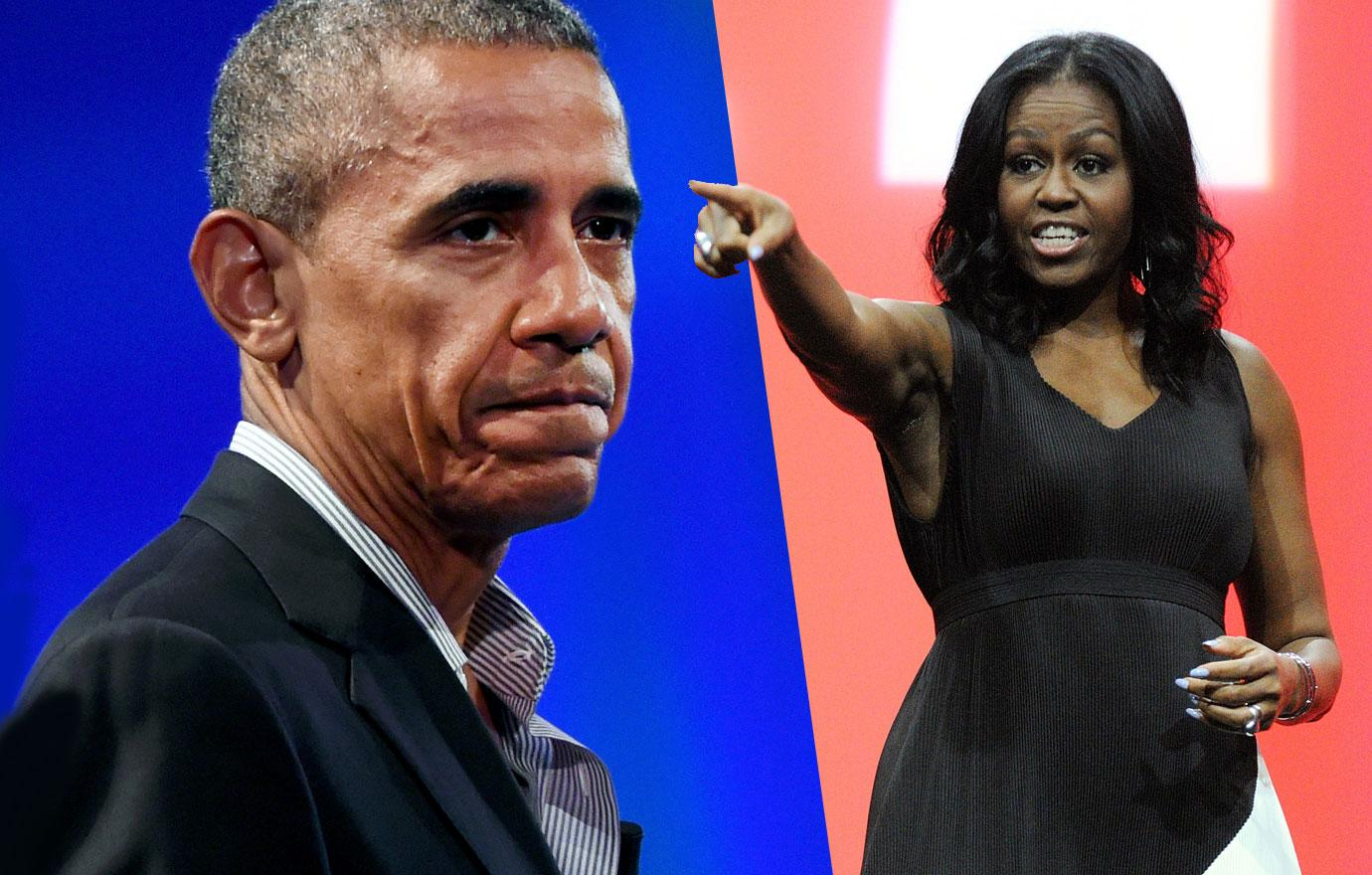 Barack Obama Wife Michelle Was The Boss Says Former Aide
