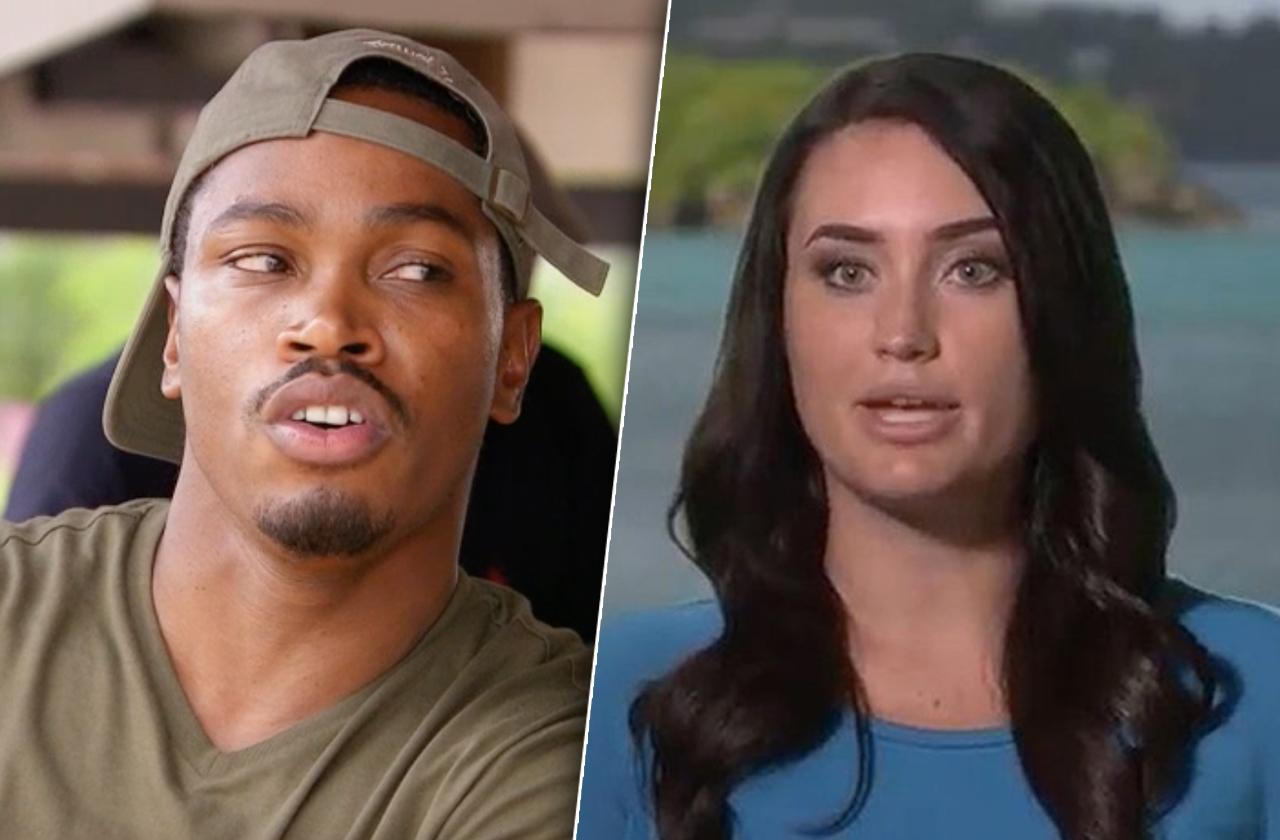 married at first sight honeymoon island Shannon questions kimber relationship