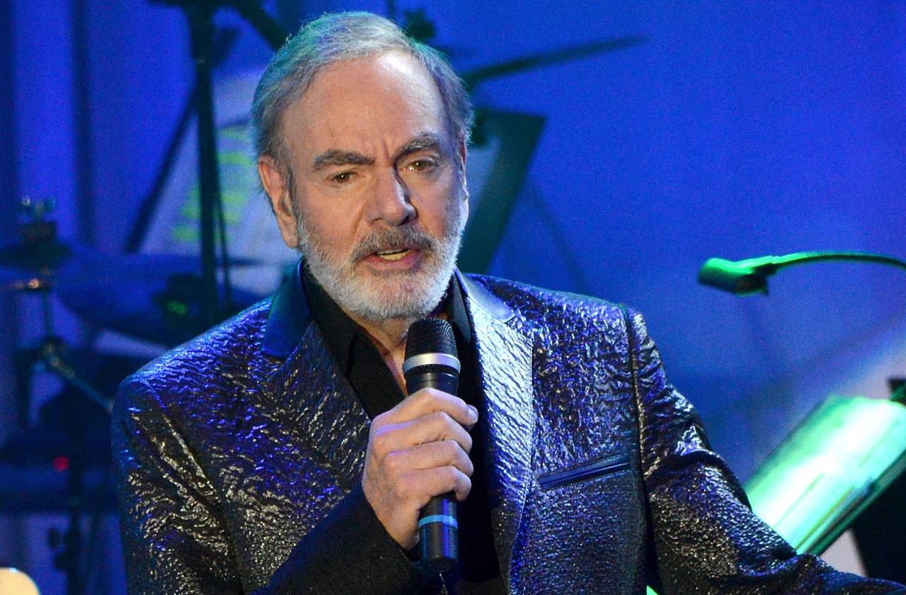 //Neil Diamond Cancels Tour Parkinsons pp