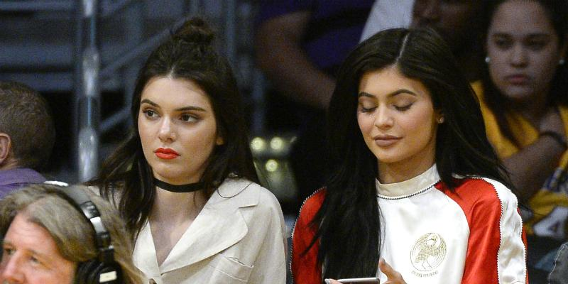 Kylie and Kendall Jenner Feud