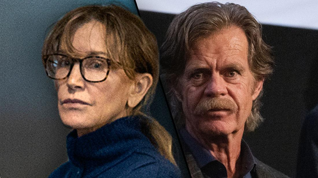 William H Macy Heartbroken Over College Admissions Scandal