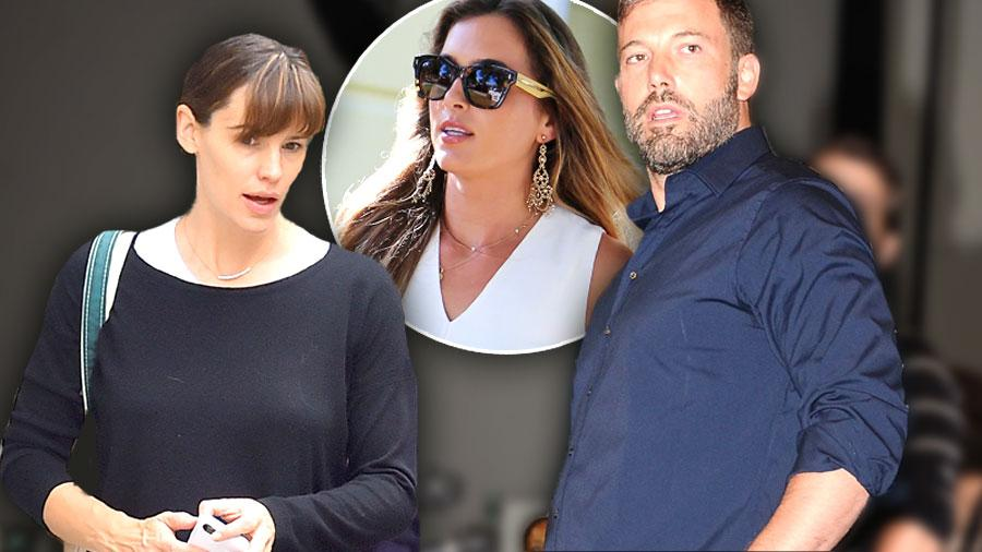 Ben Affleck Cheated Jennifer Garner Nanny Claims Christine Ouzounian Inappropriate