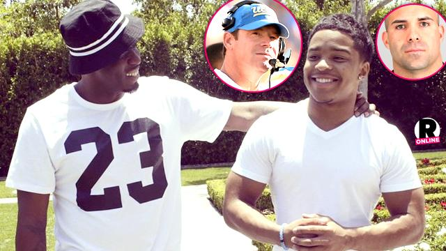 //diddy son didnt practice ucla football Wednesday coach mora wants sal aliso fired after fight PP