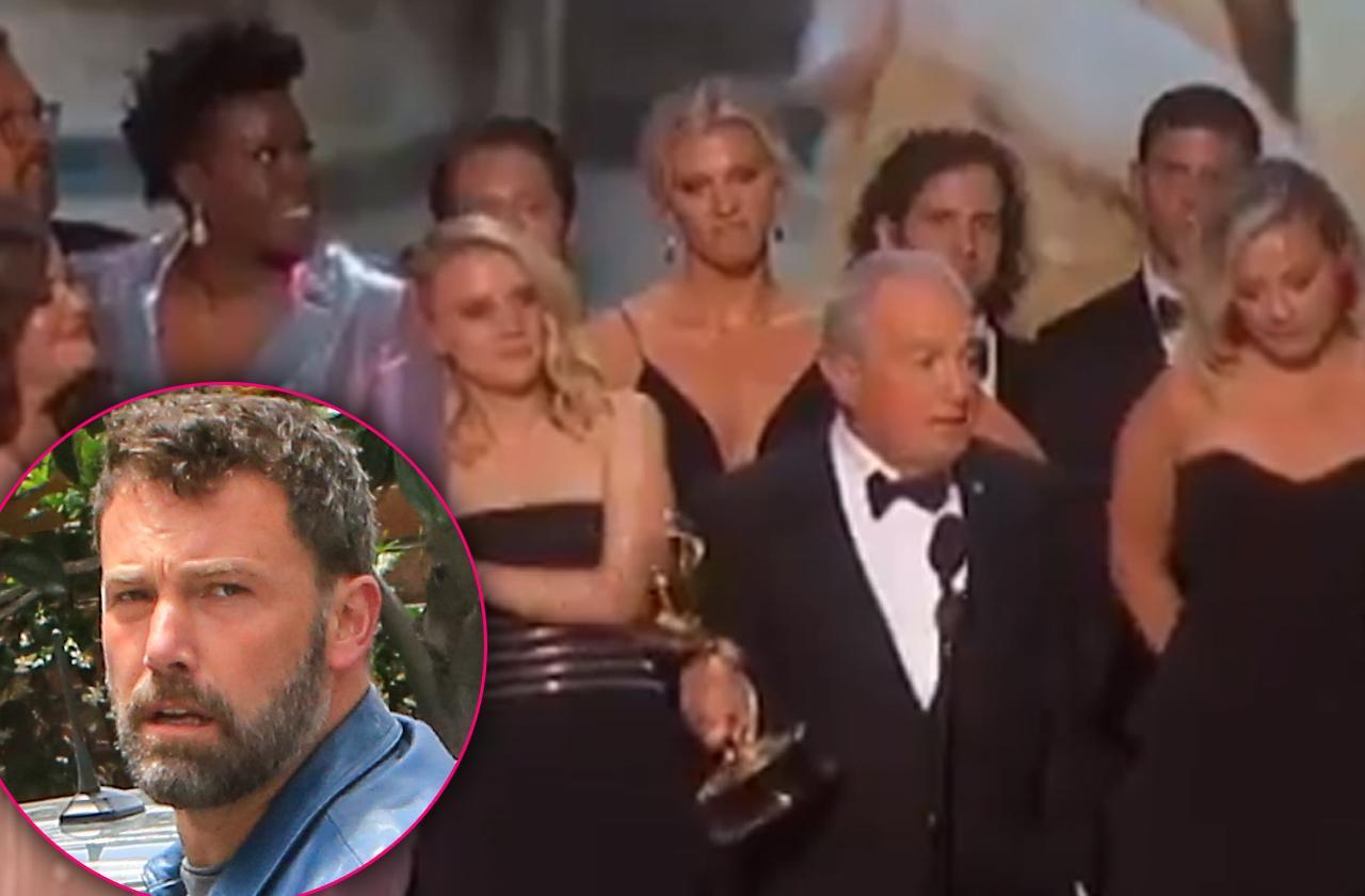 Lindsay Shookus Wins Emmy Ben Affleck Breakup