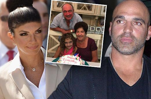 //teresa giudice joe gorga mom dead dad health update  pp