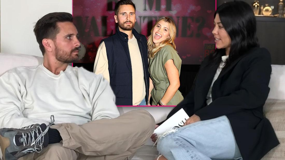 Kourtney & Scott Went To Therapy When He Started Dating Sofia