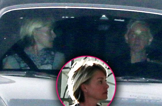 //Ellen DeGeneres Portia De Rossi Divorce Fight Restaurant pp