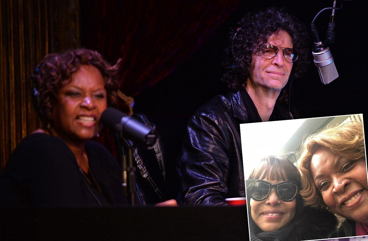 //robin quivers returns to stern show pp