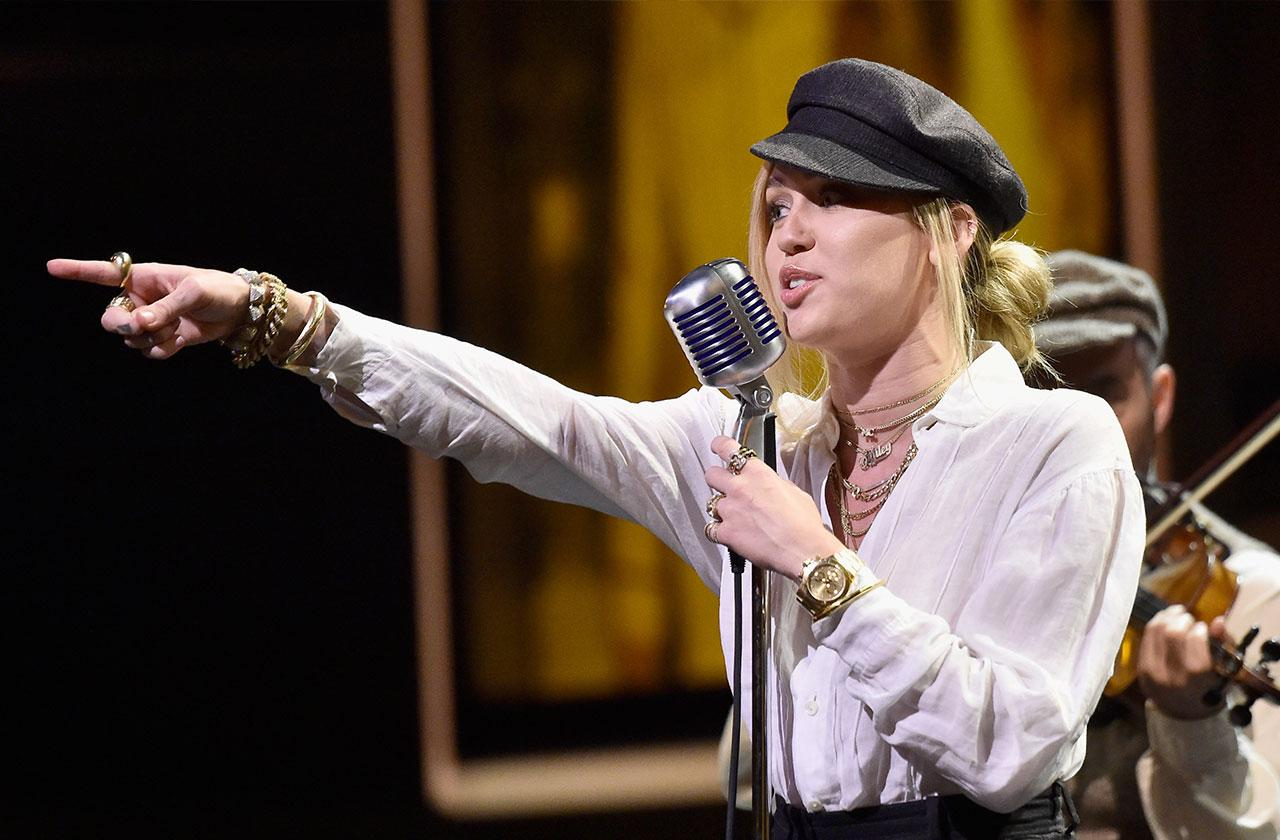 Miley Cyrus To Release New Music