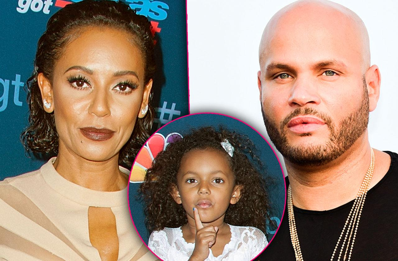 //mel b estranged husband to file full custody daughter rehab alcoholism ptsd pp