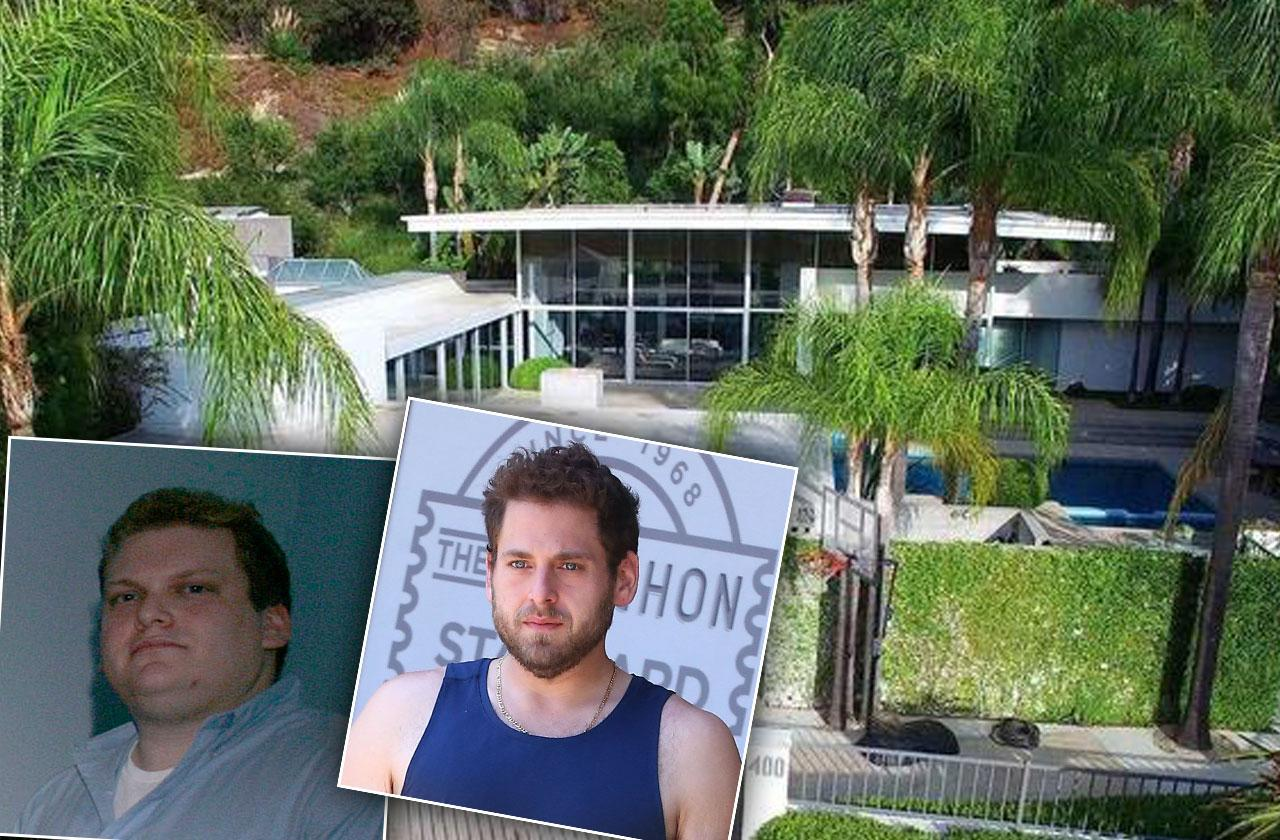 //jonah hill brother jordan feldstein death house for sale pp