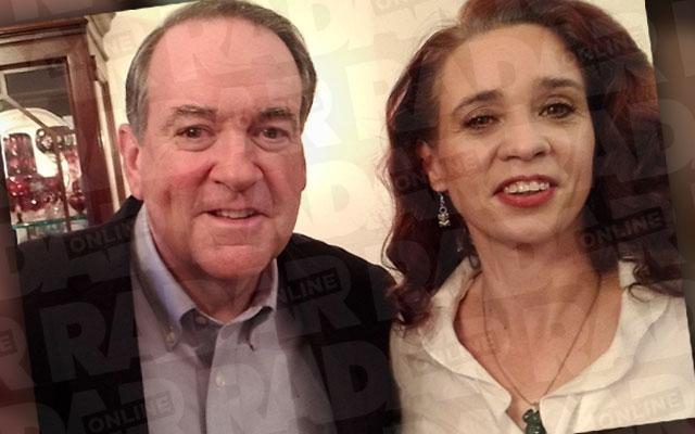 Mike Huckabee Prostitute Sable Renae Photo