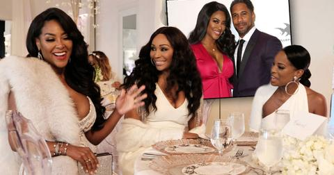 Kenya Moore's Divorce Drama Pays Off: She's Will Be Full-Time Housewife On 'RHOA'