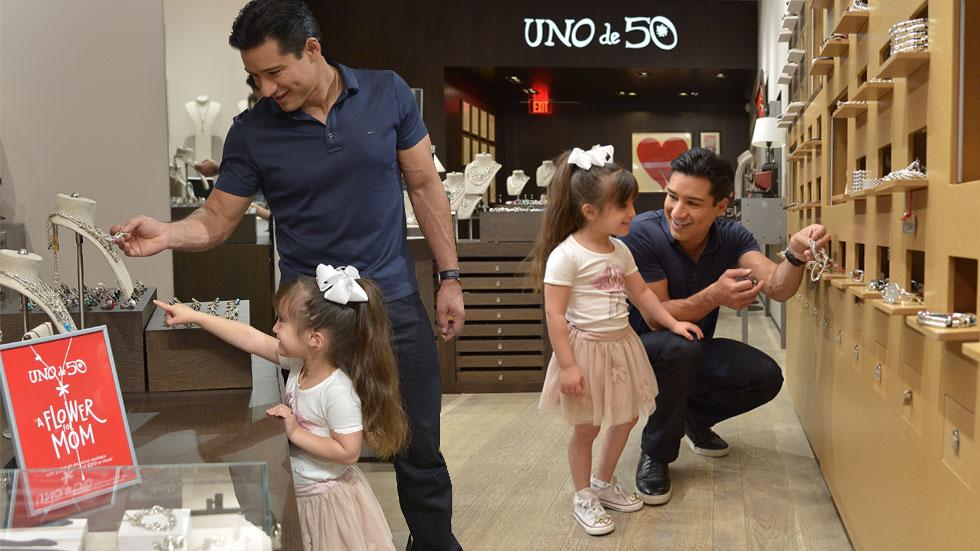 mario lopez gia mother day gifts