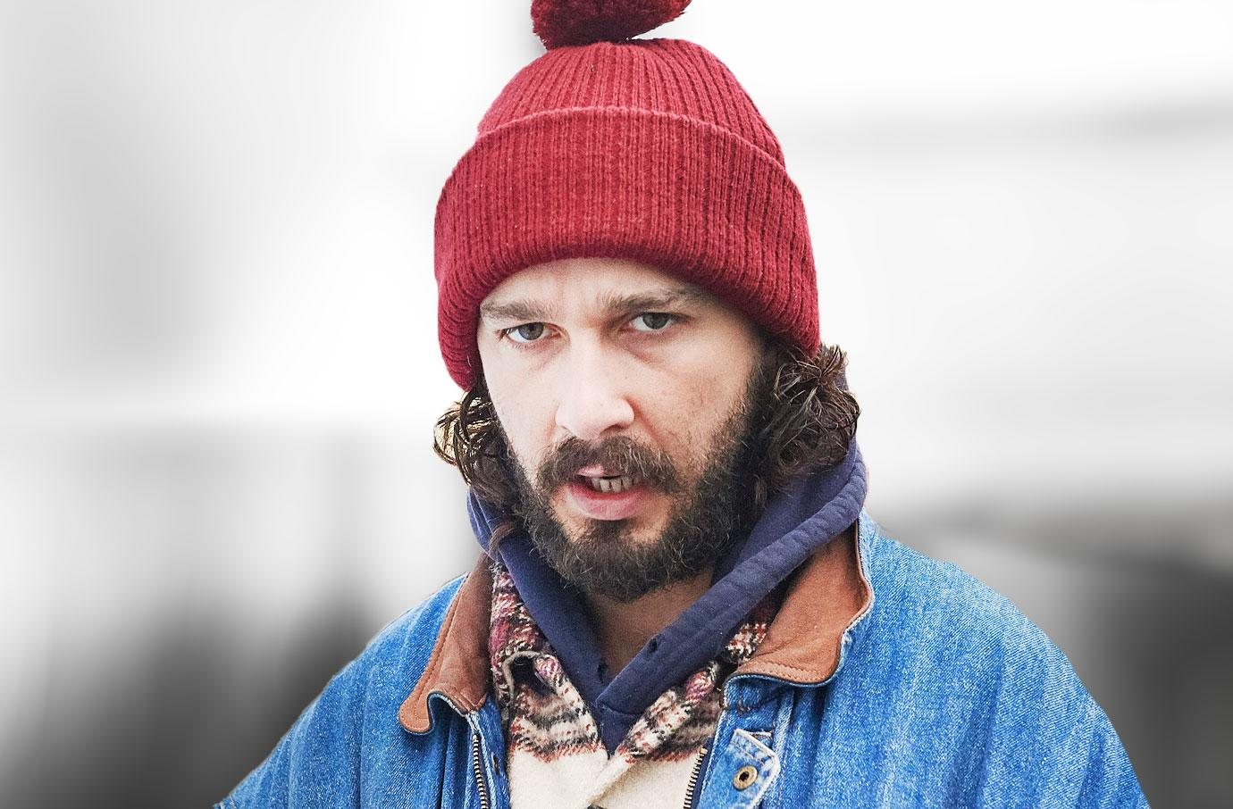 Shia LaBeouf Arrested For Disorderly Conduct