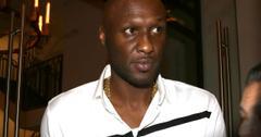 //Lamar Odom Nightclub Collapse Dehydrated pp