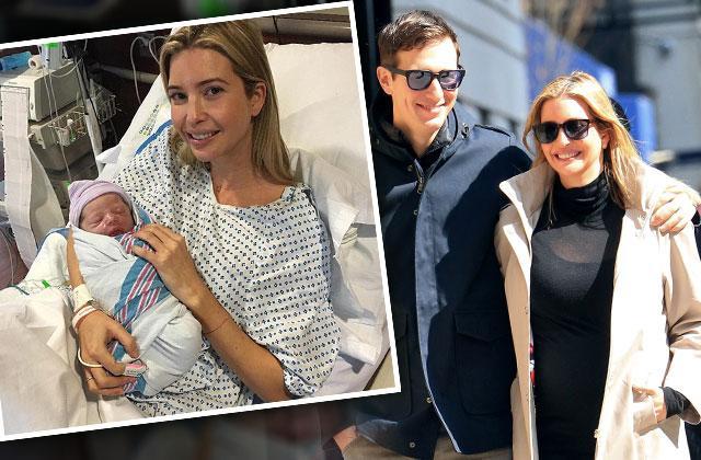 Ivanka Trump Birth Welcomes Baby Boy
